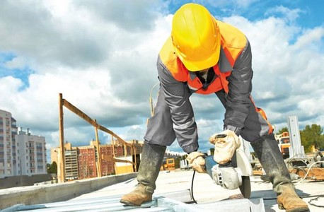 cc152ca78953b ... equipamento de proteção individual seja obrigatório. foto por que usar  epi na construcao civil